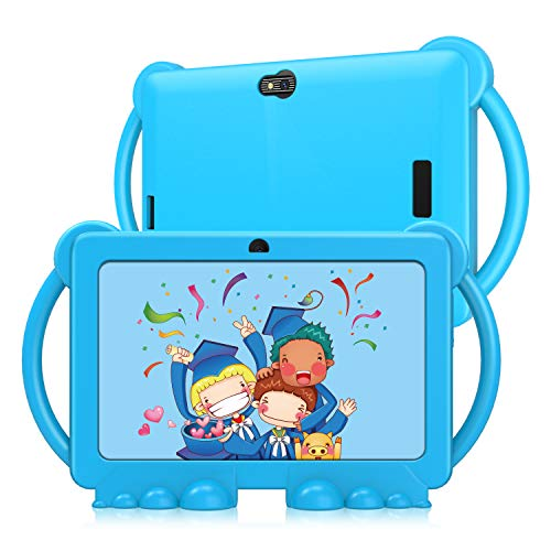 Xgody kids tablet 7 inch, Android 8.1 GMS, 1GB Ram 16GB Rom, Parental Control, Kids Learning Tools, Dual Cameras, Wi-Fi…