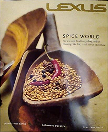 Spice World: For Zia and Madhur Jaffrey, Indian Cooking,