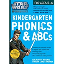 Star Wars Workbook: Kindergarten Phonics and ABCs (Star Wars Workbooks)