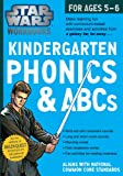 Star Wars Workbook: Kindergarten Phonics and ABCs