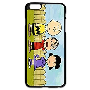 Peanuts Charlie Brown Snoopy Protection Case Cover For IPhone 6 Plus (5.5 Inch) - Heart Case