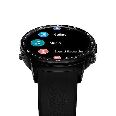 Amazon.com: Leoie Zeblaze Thor PRO 1.53 Inch 1+16GB 3G GPS ...