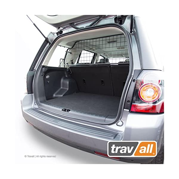 Travall Guard TDG1063 - Vehicle-Specific Dog Guard 2