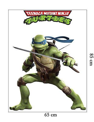 LAPS pegatinas de pared Adhesivos de pared, tortugas ninjas ...