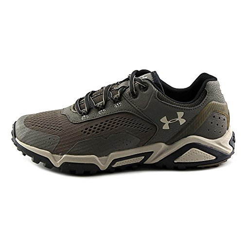 Under Armour brisa bajo botas hombre OWL BROWN/HIGHLAND BUFF/Uniform