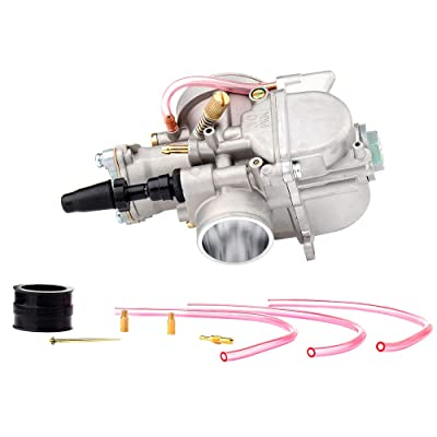 TUPARTS High Perfromerance PWK30mm Carburetors Kit Replacement for Yamaha/Amen Chassis Works/Benelli/CC Cycles/Ducati Dirt Pit Bike ATV Go Kart Motorcycle Scooters Carb Carburetor: Automotive