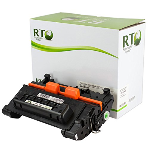 (Renewable Toner Compatible Toner Cartridge Replacement for HP 64A (Black))
