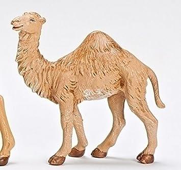 Fontanini 7.5 Religious Christmas Nativity Baby Dromedary Camel Figure 52871