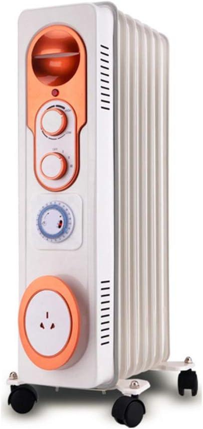 DW&HX Portátil Radiador de Aceite, Electrico Protección contra el ...