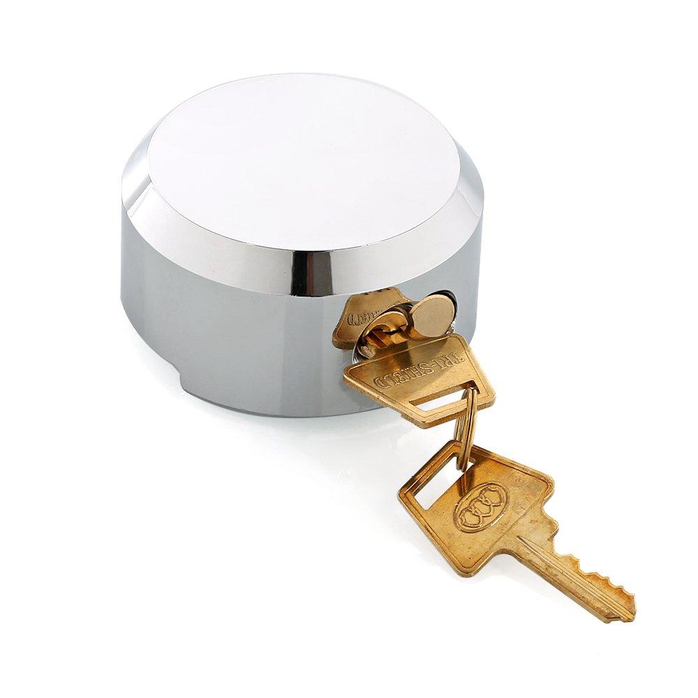 OGORI 2 Set of Van Locks Heavy Duty Security Puck Locks with Hasp 73mm