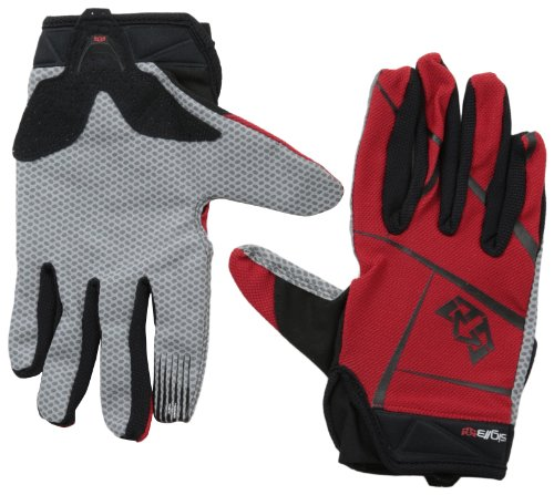 - Royal Racing Signature Cycling Glove, Red, Small