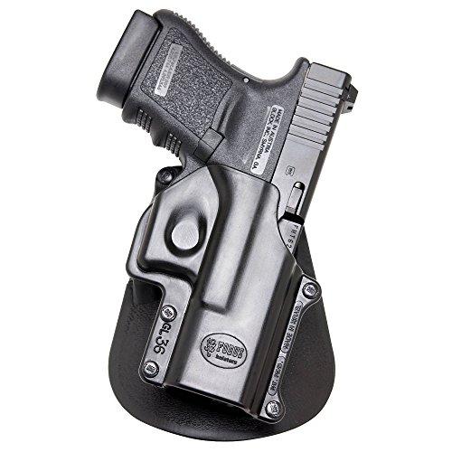 (Fobus Standard Holster RH Paddle GL36 Glock 36)