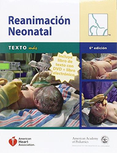 Reanimacion Neonatal Manual/Spanish NRP Textbook Plus (Spanish Edition)