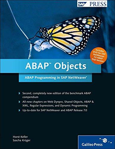 ABAP Objects: ABAP Programming in SAP NetWeaver