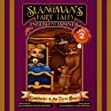 Slangman's Fairy Tales: English to Japanese, Level 2 - Goldilocks and the 3 Bears Audiobook by David Burke Narrated by David Burke
