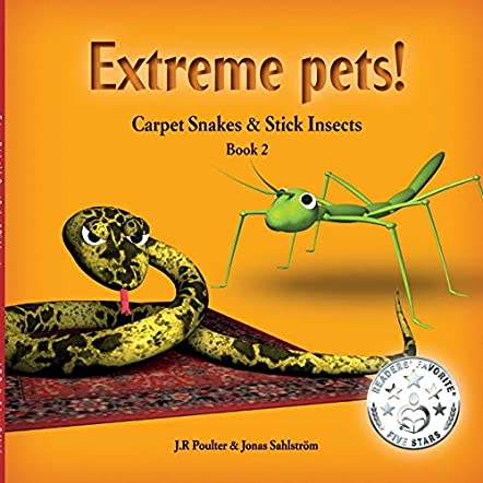 Carpet Snakes and Stick Insects