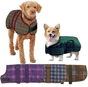 Centaur Dog Blanket - Size:26 Color:Orchid Plaid
