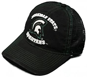 Nuevo. Michigan State Spartans ajustable snap Back gorra bordado ...