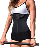 Product review for Gotoly Waist Trainer Corset Zipper Gym Sport Workout Body Shaper Tummy Fat Burner