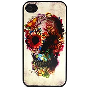 Iphone 6 4.7Inch Case Case For Iphone 6 4.7Inch Cover, Skull Iphone Case, Floral Skull Iphone 6 4.7Inch Case, Sugar Skull Iphone 6 4.7Inch Case