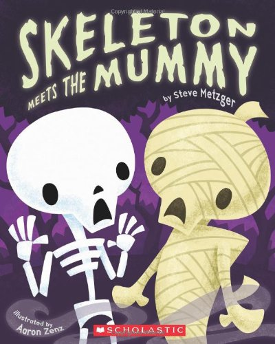 Skeleton Meets the Mummy PDF