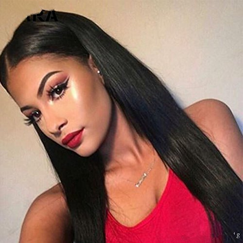 Long Straight Beauty Wig - Hair X Long Straight Black Wigs - Glamorous Women Wig With Free Wig Cap Natural hairline Comfortable