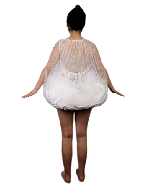 8ba608f5dca9 Amazon.com: Wedding Dress Petticoat Underskirt Save You From Toilet Water  Wedding Accessories: Clothing