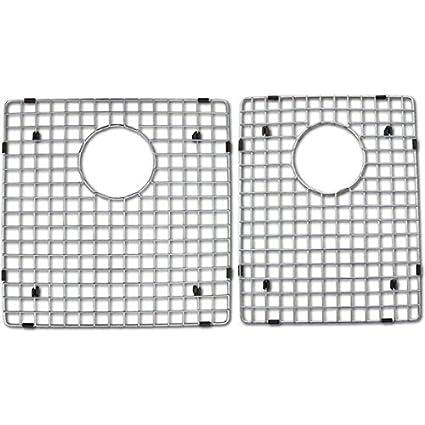 Amazon.com: Luxart LXZD771BG Kitchen Sink Grids (2-Pack ...