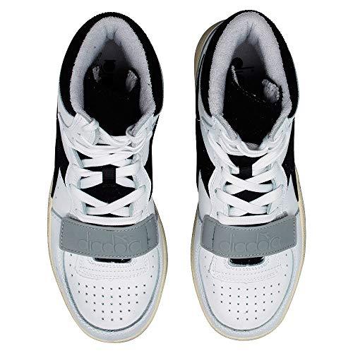 Basket Used Uomo Per Donna Sneakers Diadora E Bianco Mi HwqZZp