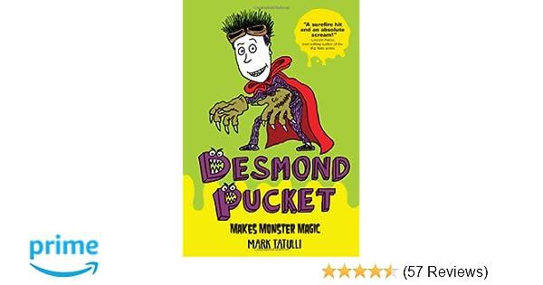 Desmond Pucket Makes Monster Magic: Mark Tatulli: 9781449435486