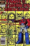 : Transformers Universe #2 (Marvel Comic Book 1987)