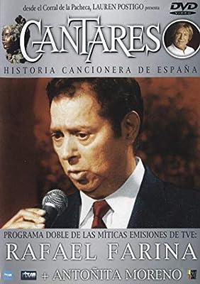 CANTARES Rafael Farina + Antoñita Moreno: Amazon.es: Cine y Series TV