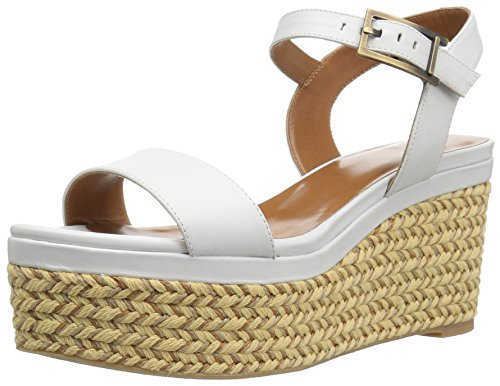 White Wedge Women Aquatalia Sandal by Calf Cassidy K Marvin qx6HY8