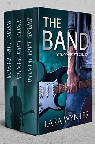 The Band: A Billionaire Rockstar Romance Trilogy (The Complete Series) ()
