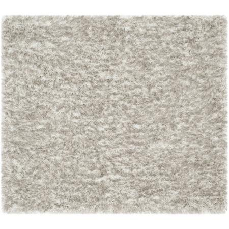 better homes and gardens silver plush eyelash shag area rug 5x7 silver