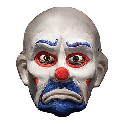 Batman The Dark Knight The Joker Clown Deluxe Child Mask: Toys & Games