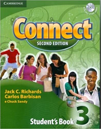 Book Connect 3 Student's Book with Self-Study Audio CD, Portuguese Edition