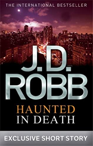 book cover of Haunted in Death