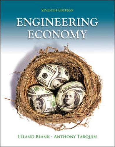 Engineering Economy (Economy Ice)