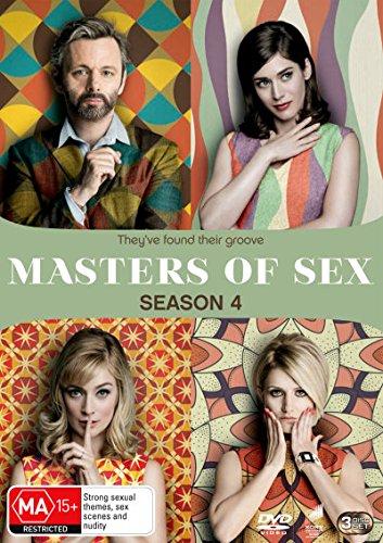 Masters of Sex: Season 4 [NON-USA Format / PAL / Region 2 & 4 Import - Australia] (Masters Of Sex Season Two)