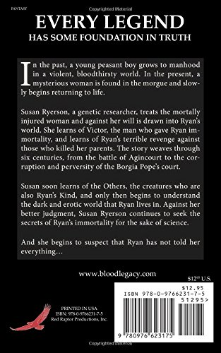 Ryan s darkest fantasy