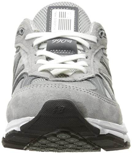 New Balance Womens W990V4 Running Shoe Grey/Castlerock