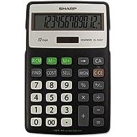 SHRELR287BBK - Sharp ELR287 Recycled Calculator