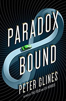 Paradox Bound by Peter Clines speculative fiction book reviews