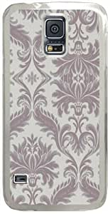 Olympia Samsung Galaxy S5 Case with Transparent Skin I9600 Hard Shell Cover
