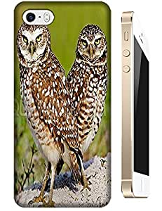 The Couple Owl Animal cute stand there fashion cell phone cases For Apple Accessory iPhone 5C