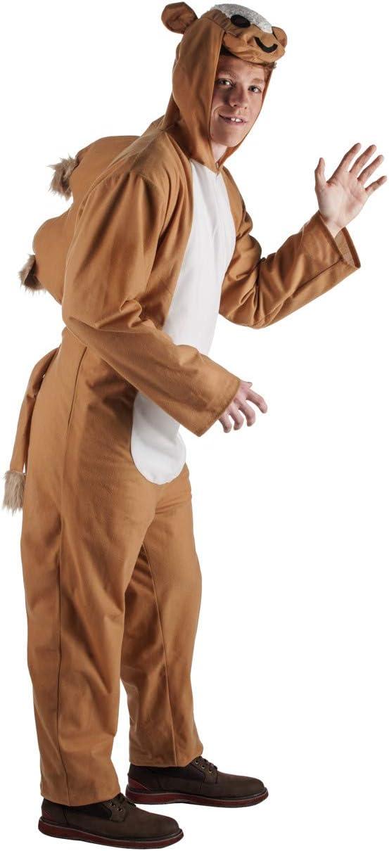 El Rey del Carnaval Disfraz de Camello para Adultos