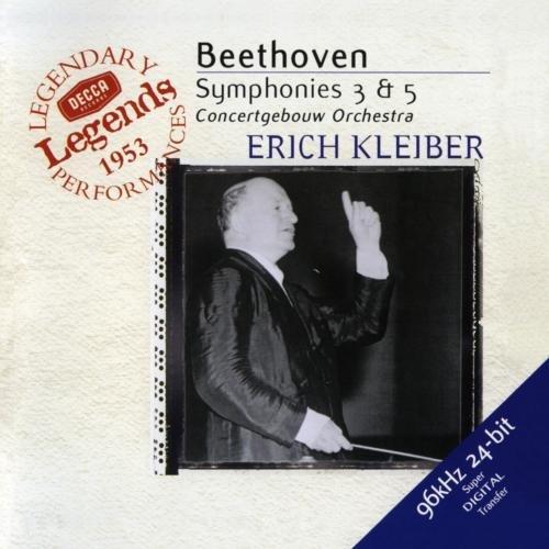 Beethoven: Symphonies Nos.3 & 5 Beethoven Symphonies Nos