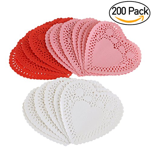 BESTOMZ Heart Doilies 4