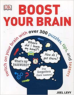 Boost Your Brain: Switch on your Brain with over 300 Puzzles